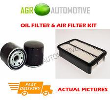 PETROL SERVICE KIT OIL AIR FILTER FOR DAIHATSU TERIOS 1.3 83 BHP 1997-00