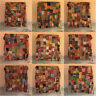 Vintage Patchwork Kantha Quilt Blanket Indian Quilts Bedspread Coverlet Throw