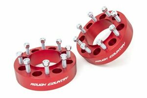 """Rough Country 2"""" Hub Centric Wheel Spacers for 03-20 F250/F350 Super Duty -"""