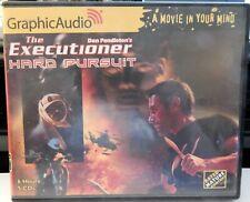 The Executioner 307 Hard Pursuit Mack Bolan Graphic Audio CD Don Pendleton