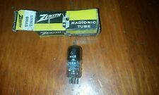 6Ha5/6Hm5 Zenith Vintage Vacuum Tube, Nib / Nos, Price Is For One Tube Only Usa