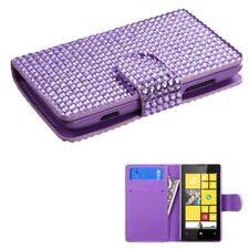 Étuis, housses et coques violets Nokia Lumia 520 pour téléphone mobile et assistant personnel (PDA) Nokia