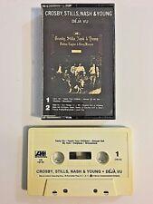 Crosby, Stills, Nash & Young Deja Vu Audiocassette