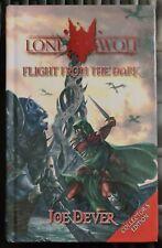 Joe Dever's Lone Wolf Flight From the Dark