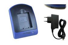 Chargeur (USB/Secteur) EN-EL19 pour Nikon Coolpix S4100, S4150, S4200, S4300