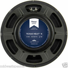 "Eminence TEXAS HEAT 12"" Guitar Speaker - 4 ohm 150 Watt NEW - FREE SHIPPING!"