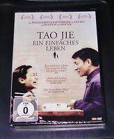 Tao Jie Ein Semplice Live DVD Spedizione più Veloce Nuovo e Confezione Originale
