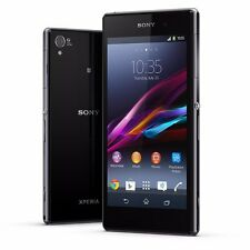 "Black Sony XPERIA Z1 C6903 16GB GSM Unlocked 5.0"" Full HD  Android Smartphone AU"