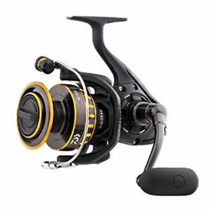 Daiwa Black Gold BG8000 Heavy Action Spinning Fishing Reels Reels