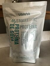 10 USANA 1.33 lb/546g My Smart Shake Soy Protein Powder Base Shake Vanilla GF