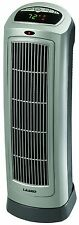 Lasko Ceramic Mobile Tower Heater 755320 with Display & Remote Control!