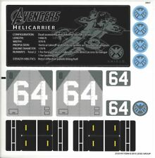 Lego 76042 Super Heroes the Shield Helicarrier