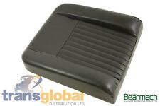 Land Rover Series 2 2a & 3 Black Deluxe Outer Seat Back - EXMOOR TRIM - MRC6982
