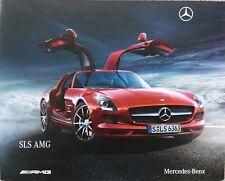 Mercedes SLS AMG Sales Brochure - September 2009