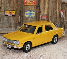 1971 Datsun 510 1:24 Scale Die-cast Metal Model Toy Car Maisto 3+