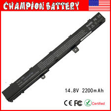 "ASUS X551M X551MAV-HCL1201E 15.6"" BATTERY X551CA-DH2 New!  US Stock"