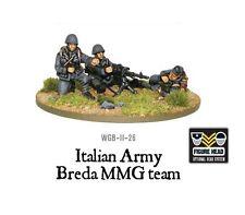 Bolt Action BNIB Italian Army Breda medium machine gun team