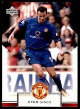 Upper Deck Manchester United 2002-2003 - Ryan Giggs  No.11