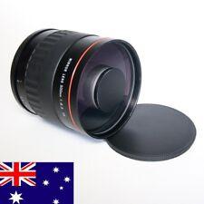 Super 500mm f/6.3 Telephoto Mirror Lens for SONY NEX E Mount Camera NEX-5 NEX-3