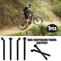 Alloy Seatpost Stem Seat Post MTB Road Mountain Bicycle-Cycling Bike 27.2-30.8MM