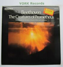 VSD 71124-Beethoven-las criaturas de Prometeo Abravanel-ex con Disco Lp