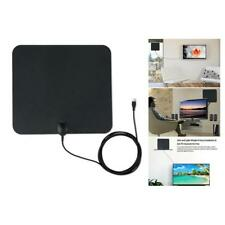 Thin Indoor HDTV VHF UHF DTV TV Antenna HD High Def TV Scout TV Fox Style Der..#