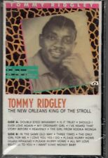 Tommy Ridgley - The New Orleans King Of The Stroll SEALED cassette C-2079