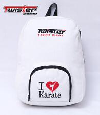 Karate ,Judo , Teakwondo, MMA ,BJJ School  Backpack size 13''x8''x17''