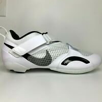 Nike SuperRep Cycle Indoor Cycling Shoes CW2191-100 Men's Size 8.5