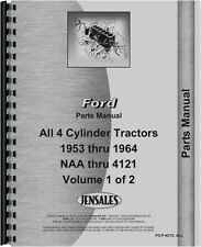 Ford Parts Manual (FO-P-4CYL ALL)