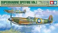Tamiya 61119 Supermarine Spitfire Mk.I 1/48 Scale Kit JAPAN OFFICIAL IMPORT