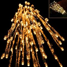 120x LED Christmas Star Light Hanging XMAS Wedding Party Outdoor Decor Lamp
