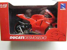 NewRay 1:12 Scale Diecast Model Ducati Desmosedici GP5 #65 Loris Capirossi - New