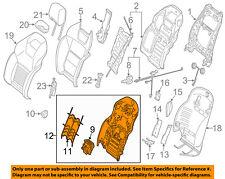 MERCEDES OEM 13-18 SL63 AMG Driver Seat-Lumbar Adjuster 2318001078
