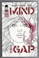 MIND THE GAP #1 - JIM McCANN STORY - ESQUEJO & OBACK COVER - 2nd PRINTING