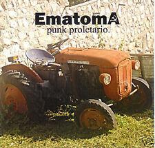 EMATOMA - PUNK PROLETARIO CD (ITALIEN POLIT-PUNK)