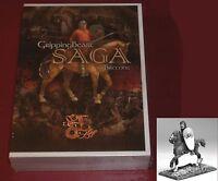 SAGA SSB06 Bretons Warband (29) 28mm Miniatures Mounted Warriors Starter Pack