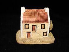 Lilliput Lane - 7 St Andrews Square - Figurine, Cottage, House - 1985
