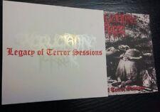 Excruciating Terror - legacy of terror sessions (Slipcase Digi-CD + 2 Sticker)