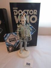 CYBERMAN RARE LIMITED EDITION DOCTOR WHO WHO20  BY ROBERT HARROP  NEW  & BOXED