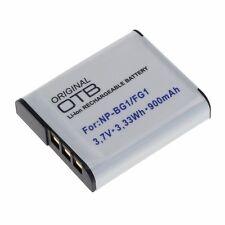 Akku für Sony Cybershot DSC-H90, DSC-HX5V, DSC-HX7V, DSC-HX9V - NP-BG1 / NP-FG1
