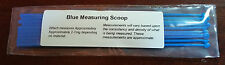 10ct 2mg-7mg Measuring Scoop Spoons, Micro, milligram, research, small, tiny