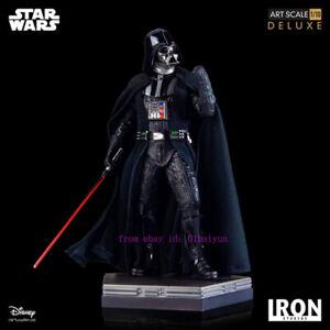 Iron Studios Darth Vader Deluxe Art Scale 1/10 - Star Wars Statue Model In Stock