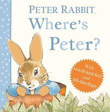Wheres Peter? (Peter Rabbit) by Beatrix Potter