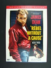Rebel Without a Cause DVD Special Edition New Factory Sealed