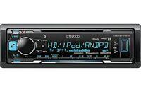 Kenwood KMM-BT518HD MP3/WMA Digital Media Player Bluetooth HD Radio SiriusXM