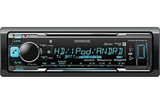 Kenwood KMM-BT518HD MP3/WMA Digital Media Player Bluetooth HD Radio SiriusXM