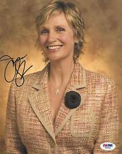 Jane Lynch Signed Authentic Autographed 8x10 Photo (PSA/DNA) #V60967