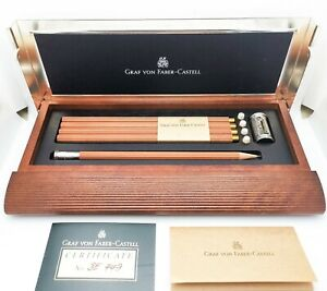 Graf Von Faber-Castell Perfect Pencil old version silver plated
