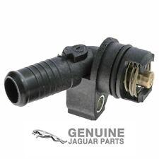 GENUINE JAGUAR ENGINE OIL THERMOSTAT X-TYPE DIESEL 2001-2009 (SEND REG) JD61162